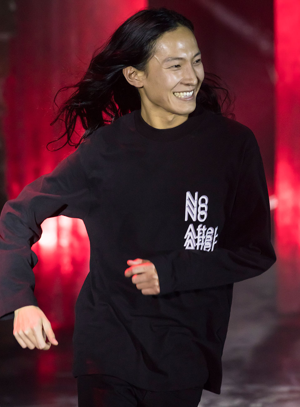 Alexander Wang American fashion designer