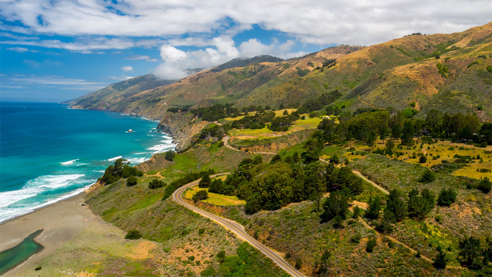 California's Highway 1 Discovery Route