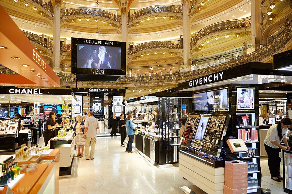 Chanel fashion house