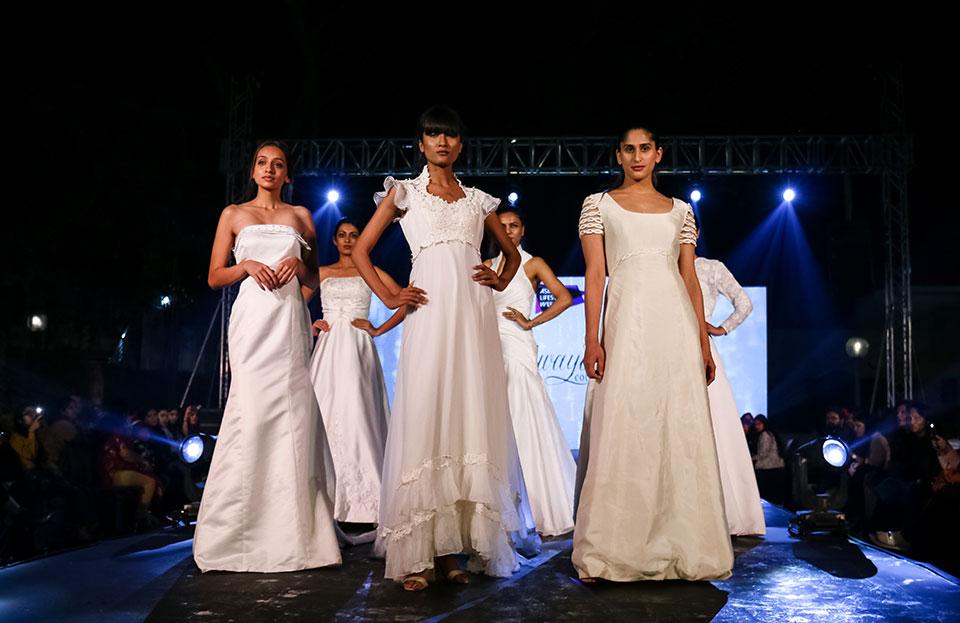 Fashion Shows Runway catwalk ramp