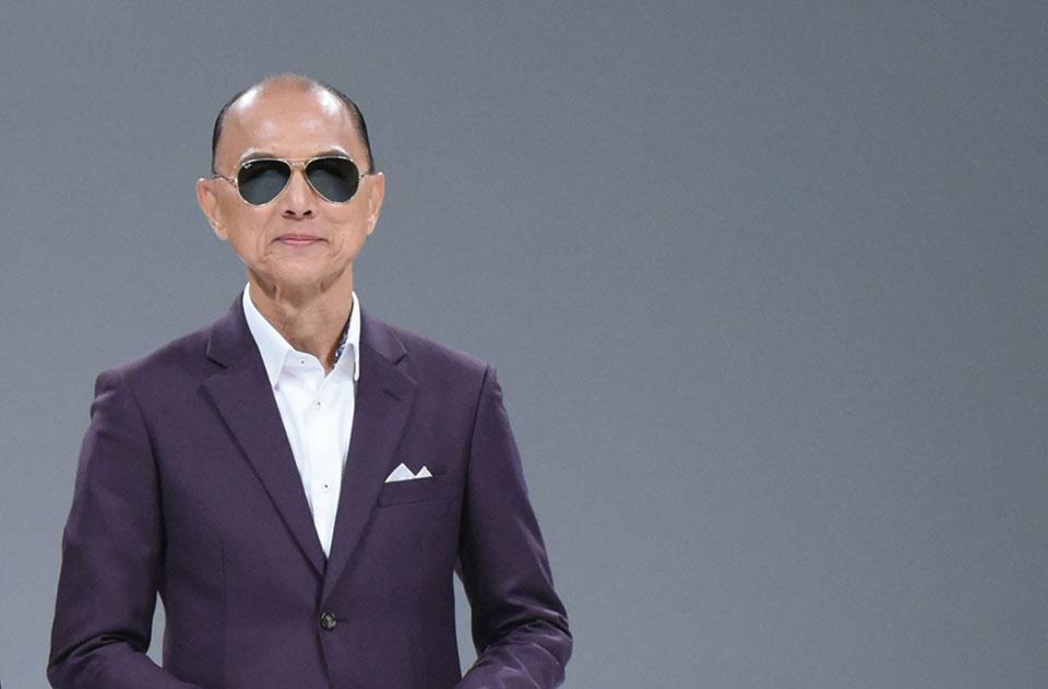 Jimmy Choo fashion designer
