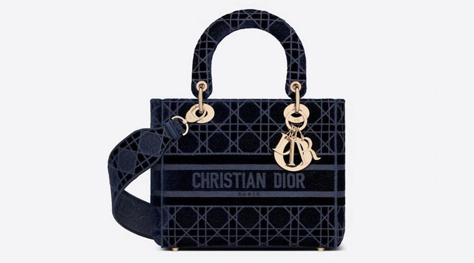 Lady Dior Bag by Christian Dior