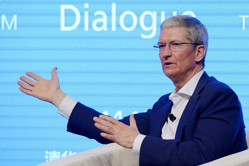 Tim Cook, CEO – Apple