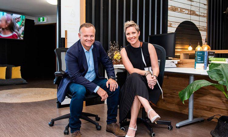Alison and Darren Hill
