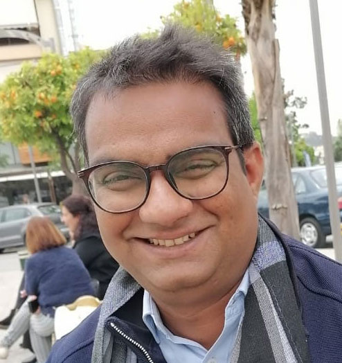 Prof. Dr. Amarendra Bhushan Dhiraj