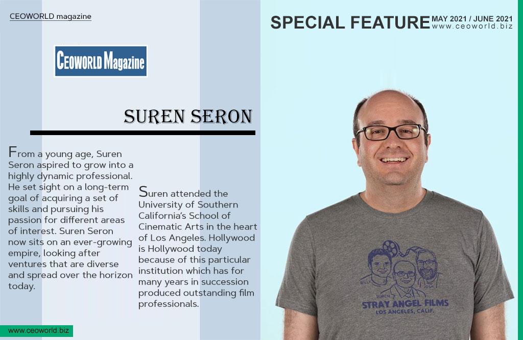 Suren Seron