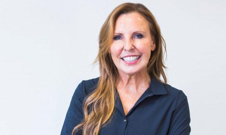Pamela Hackett, CEO of Proudfoot