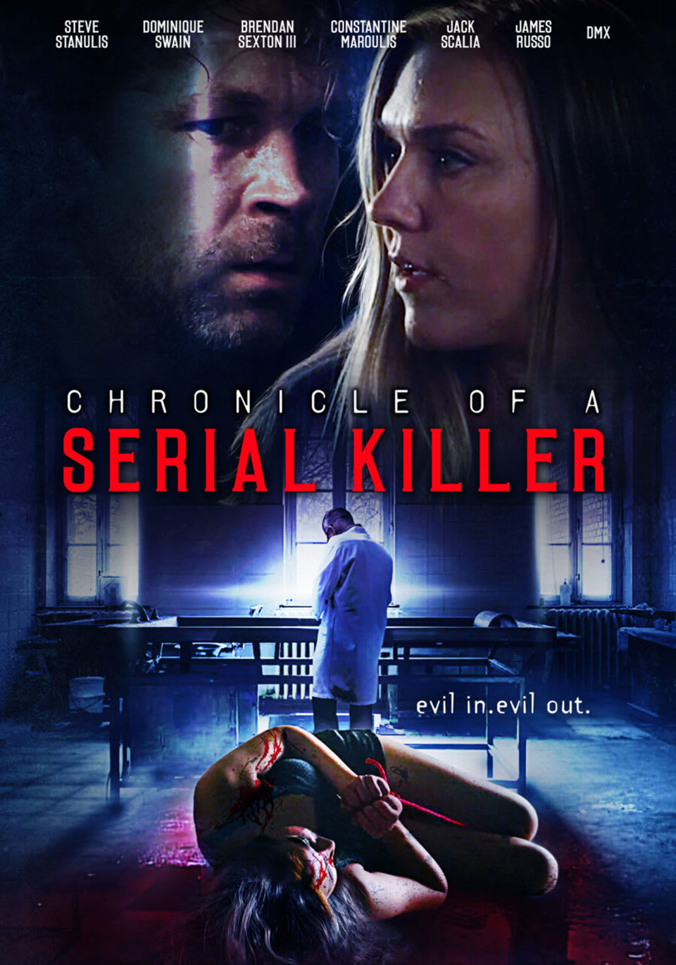 Chronicle of a Serial Killer by Steve Stanulis