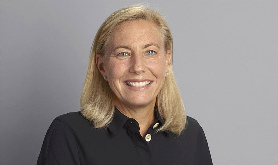 Joanne Crevoiserat is Chief Executive Officer of Tapestry