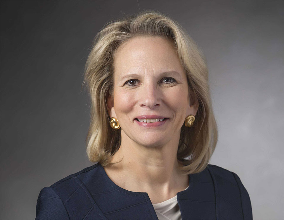 Michele Buck President and Chief Executive Officer at The Hershey Company