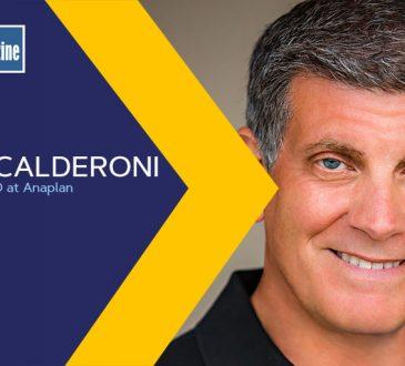 Frank Calderoni, Chairman and CEO at Anaplan