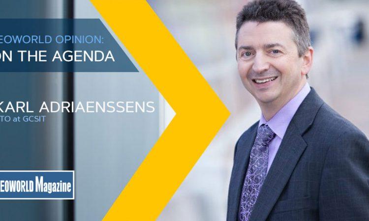 Karl Adriaenssens, Chief Technology Officer (CTO) at GCSIT