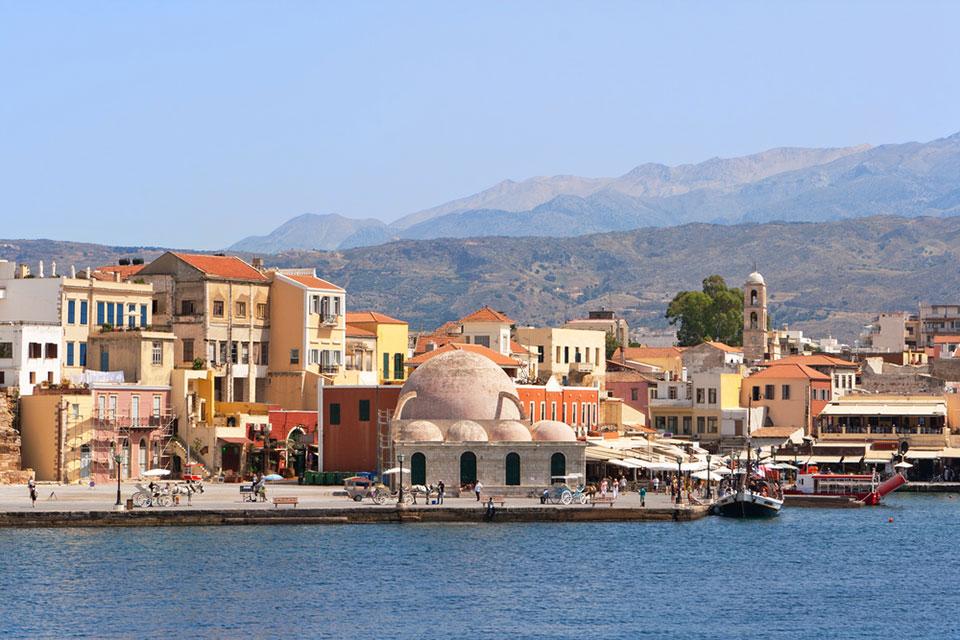 Χανιά.  Κρήτη, Ελλάδα