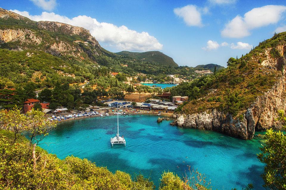Κέρκυρα, Ελλάδα