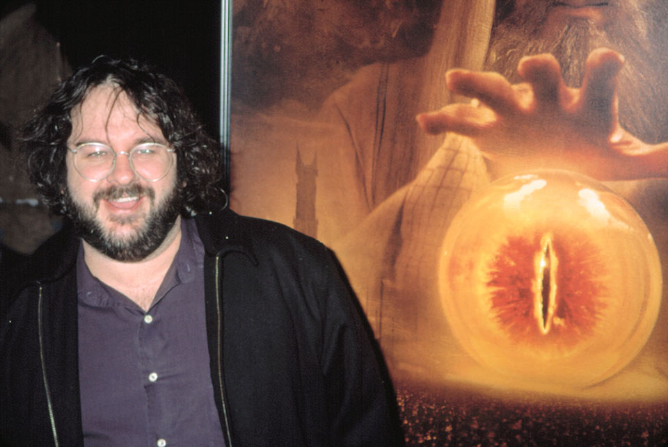 Peter Jackson producer of the Lord of the Rings trilogy