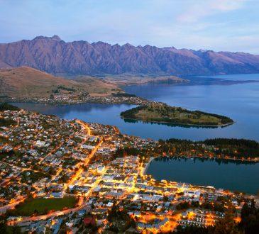 Queenstown New Zealand