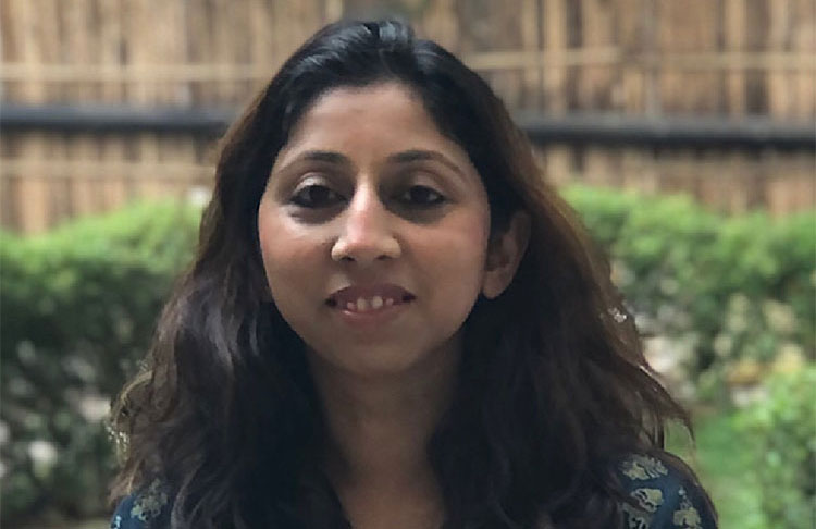Shikha Kothari, HR Lead - India at KlearNow