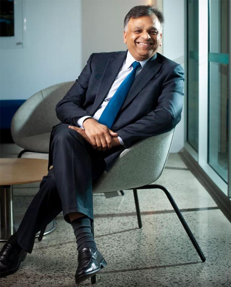 Vik Bansal CEO and Managing Director at InfraBuild