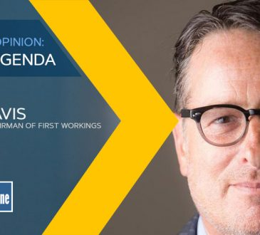 Kevin Davis, Founder and Chairman of First Workings
