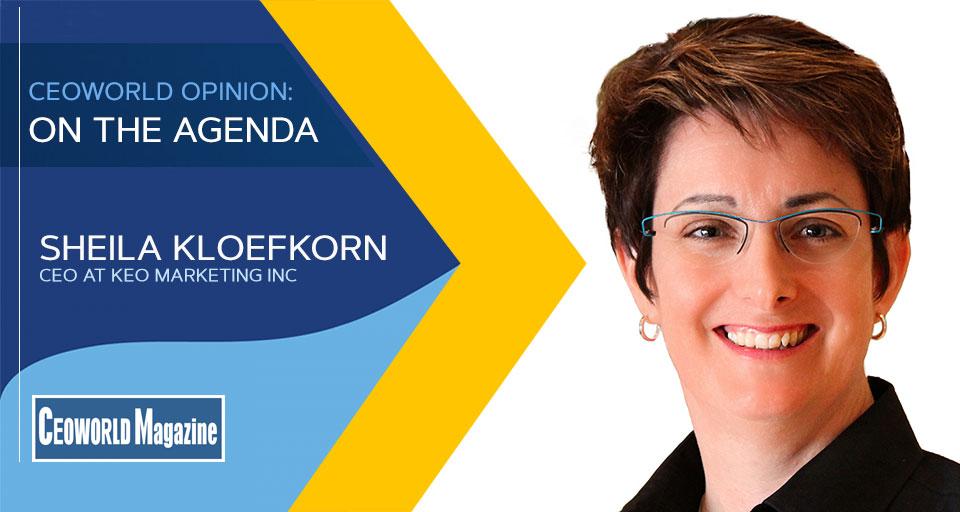 Sheila Kloefkorn, CEO/President, KEO Marketing Inc