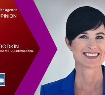 Andrea Goodkin, Executive Vice President, Human Resources Consulting at HUB International