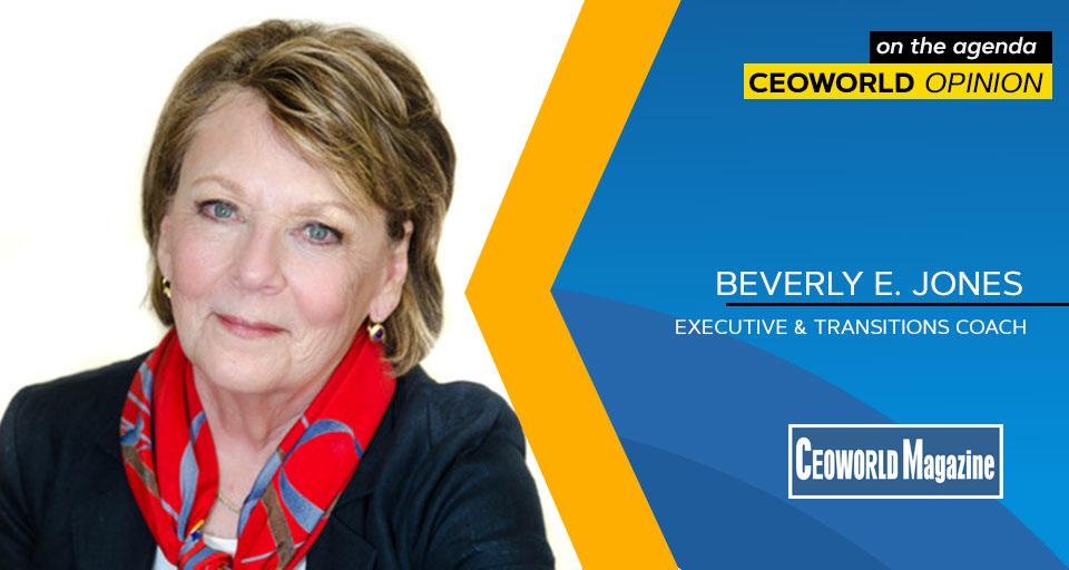 Beverly E. Jones