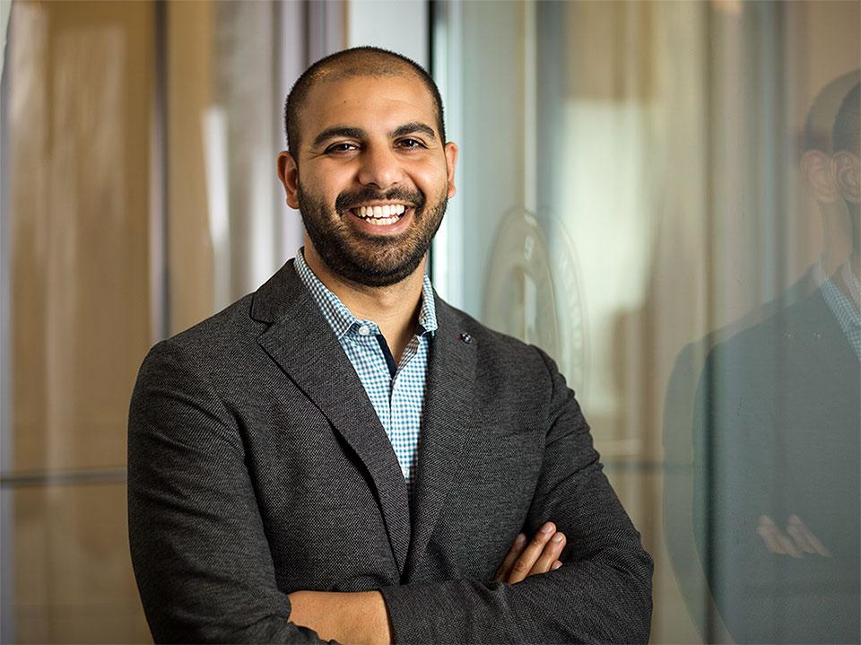 Sameer Bhalla, CEO, Modal